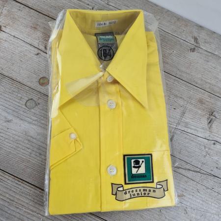 Oberhemd für Kinder - 70er Jahre - ovp